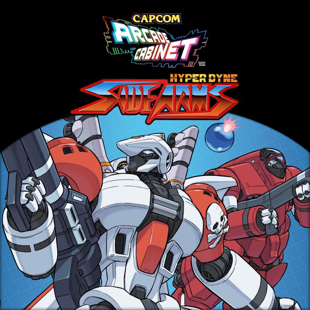 Capcom Arcade Cabinet: Side Arms
