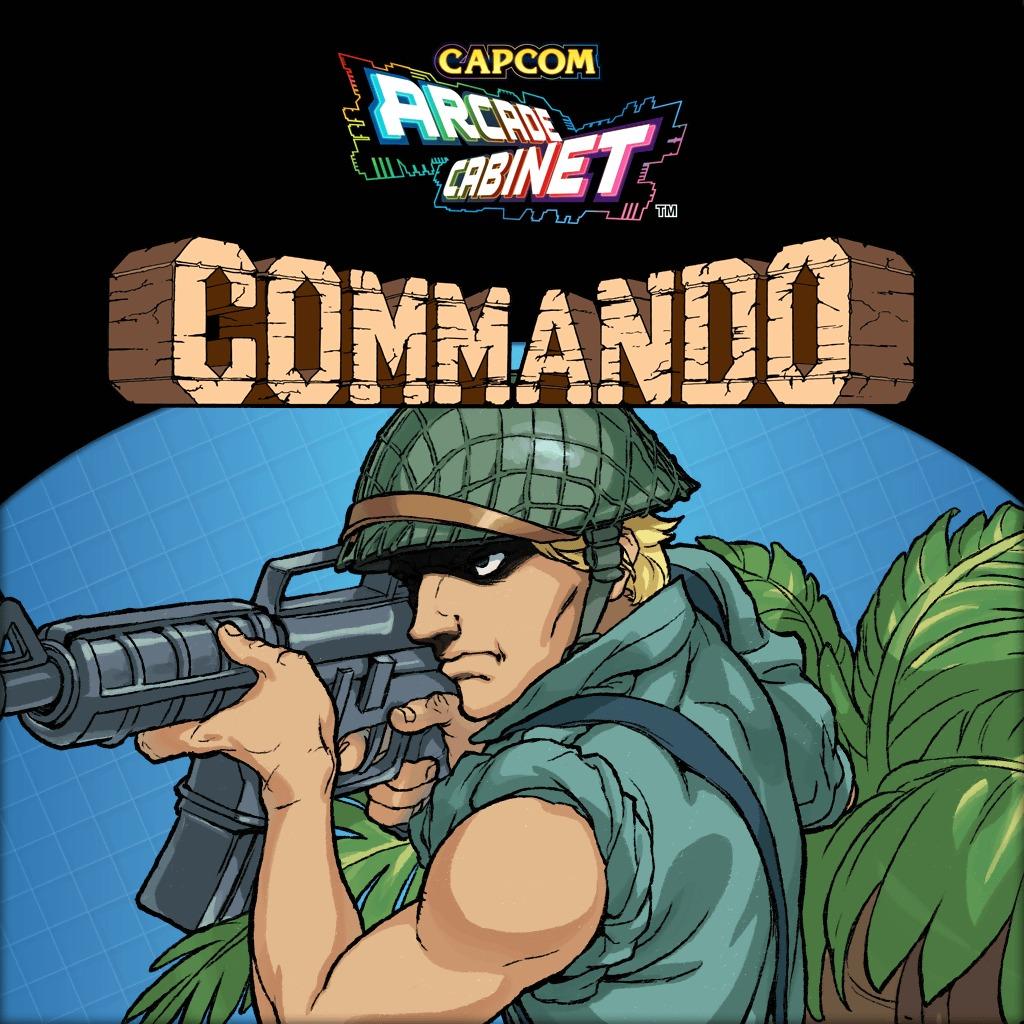 Capcom Arcade Cabinet: Commando