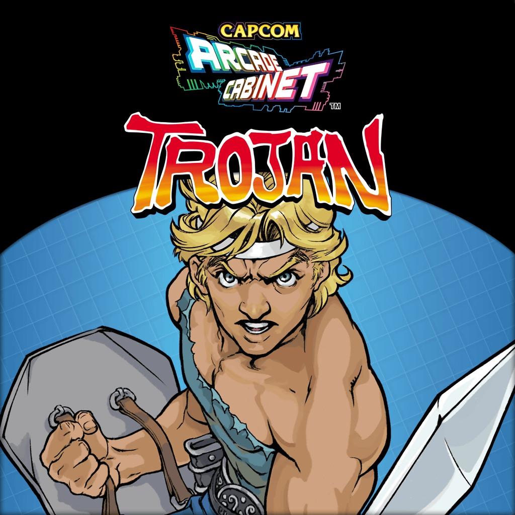 Capcom Arcade Cabinet: Trojan