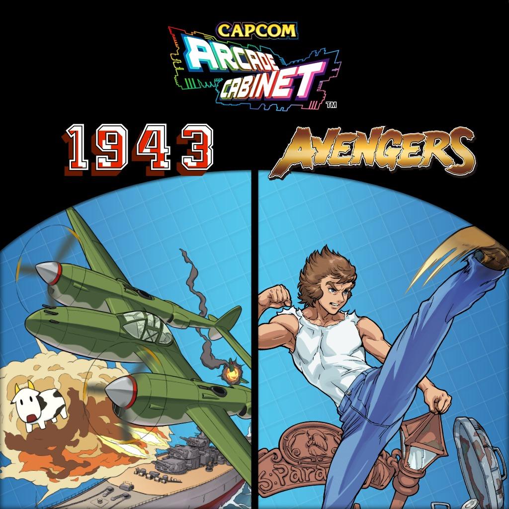 Capcom Arcade Cabinet: 1987 Pack