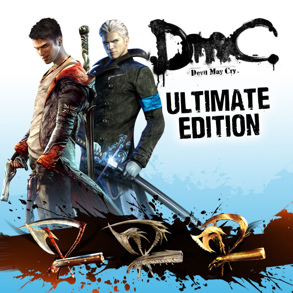 DmC Devil May Cry™ Ultimate Edition
