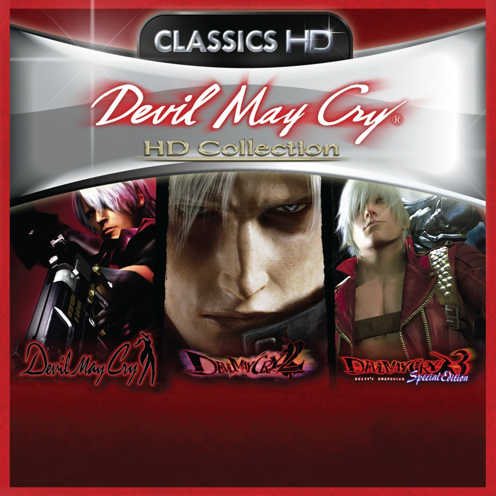 Devil May Cry® HD Collection
