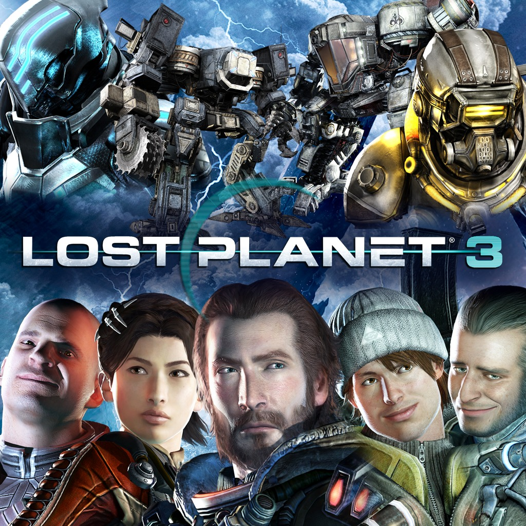 Lost Planet® 3 Bundle Avatar