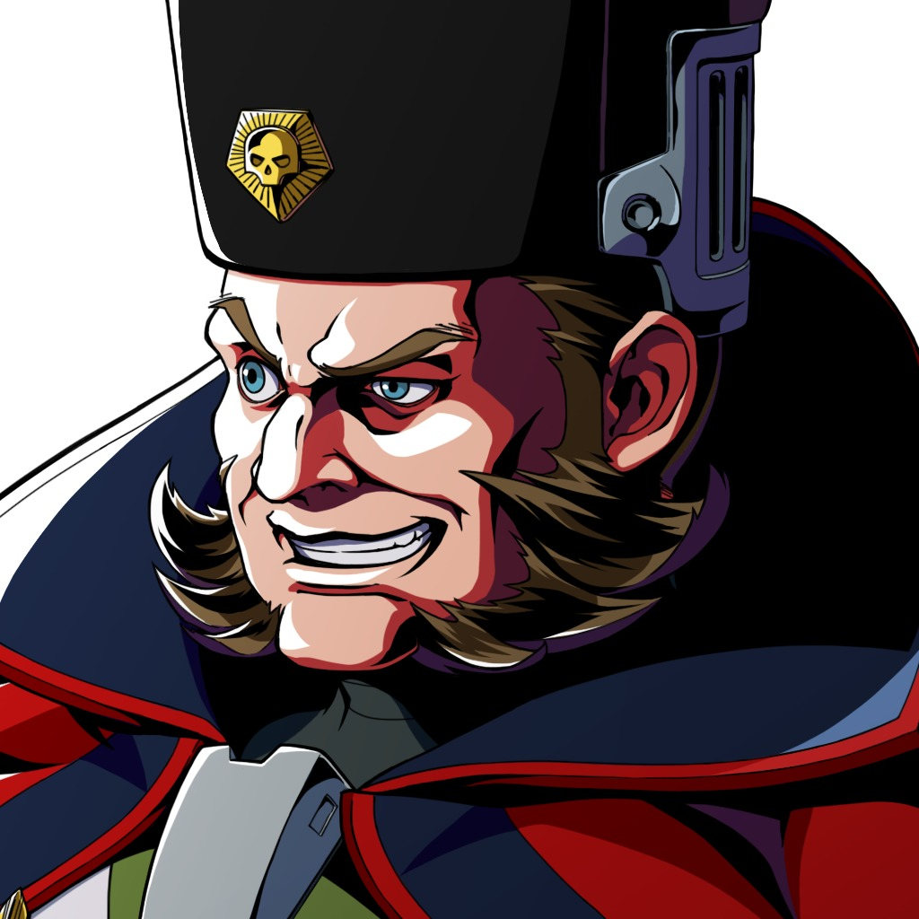 STRIDER® General Mikiel Avatar