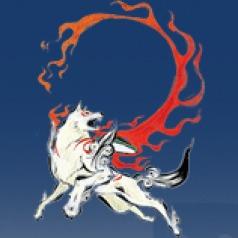 Okami® Amaterasu 1 Avatar