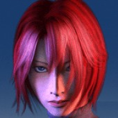 Dino Crisis® 2 Regina (US Version) Avatar