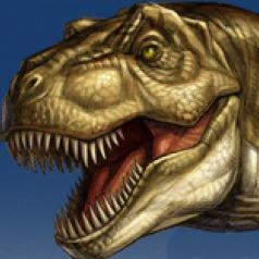 Dino Crisis® 2 T-Rex Avatar