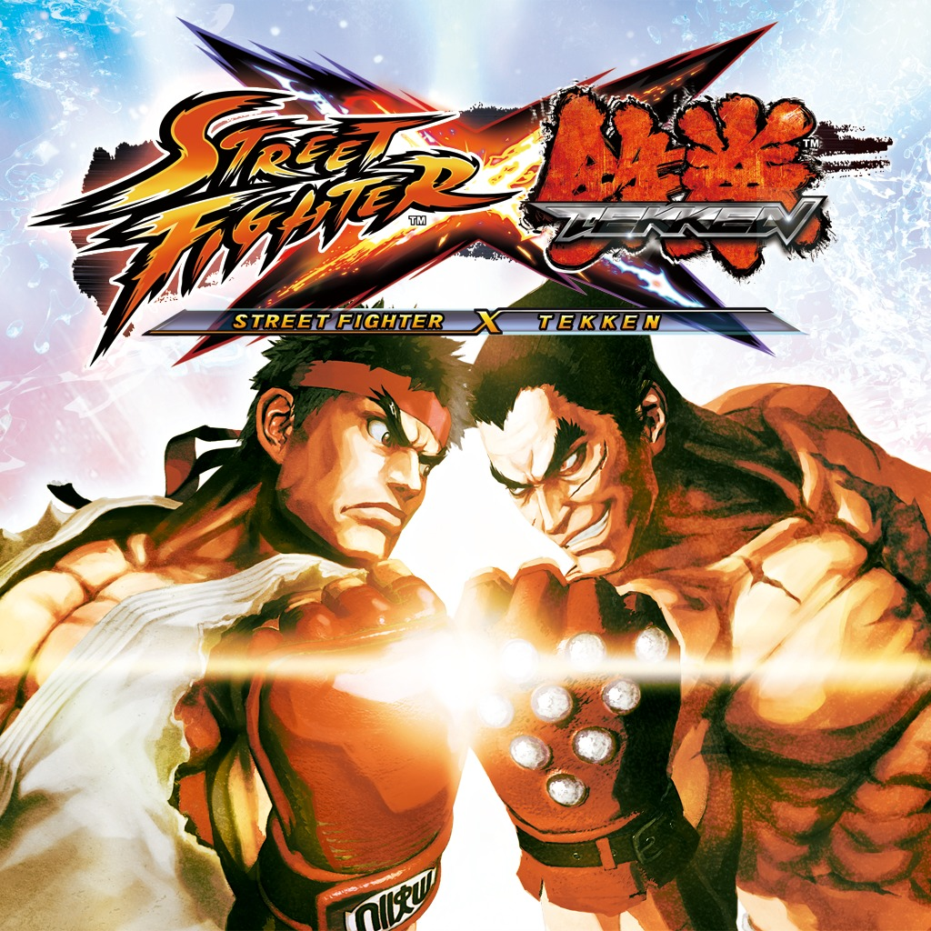 STREET FIGHTER® X TEKKEN®  PS Vita PROMO DLC OFFER