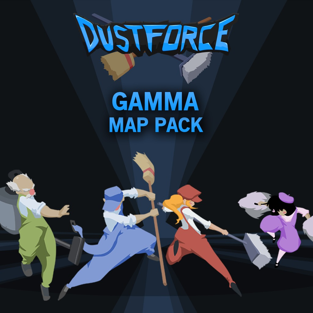 Dustforce Gamma Map Pack