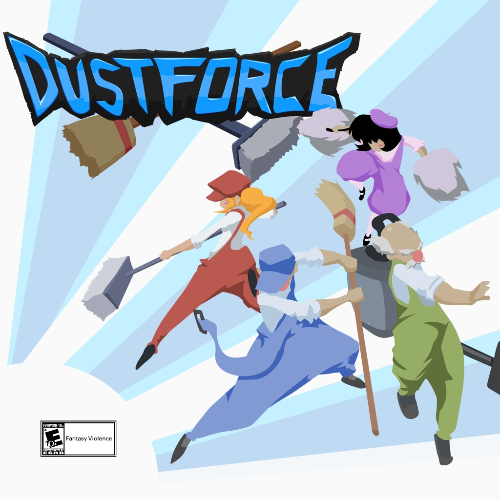 Dustforce Demo