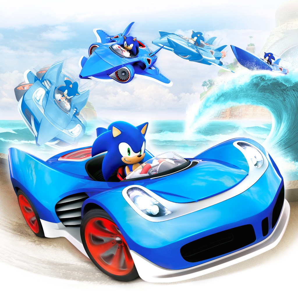 Sonic & All-Stars Racing Transformed Bonus Edition Pack