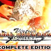 Virtua Fighter 5 Final Showdown Complete Edition