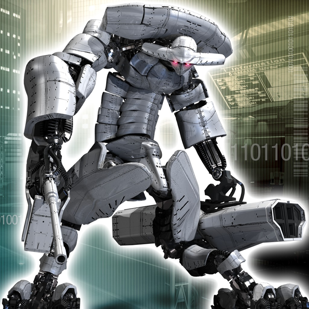 Binary Domain Grand Lancer Avatar