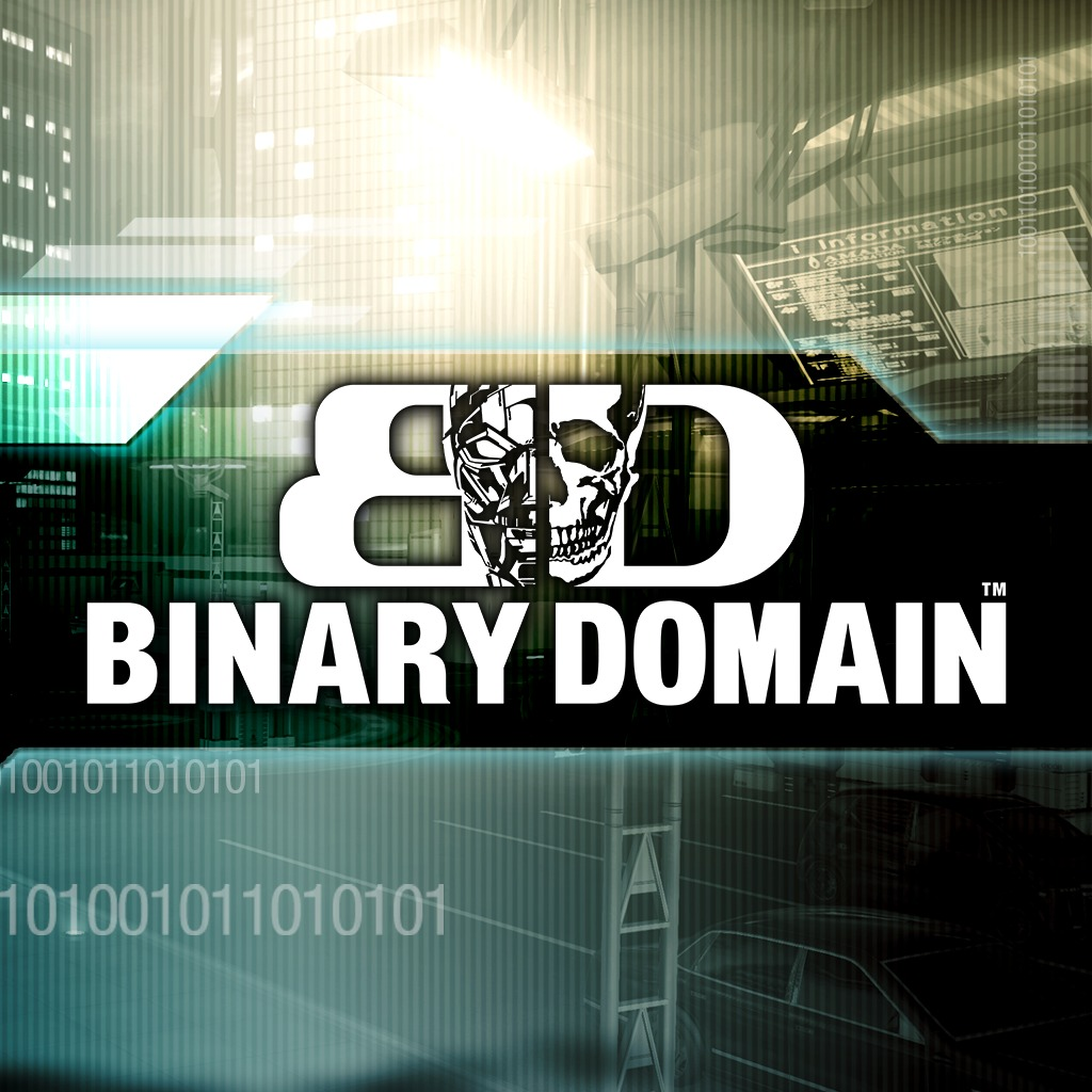 Binary Domain Logo Avatar