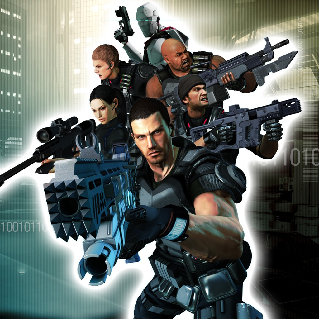 Binary Domain Rust Crew Avatar