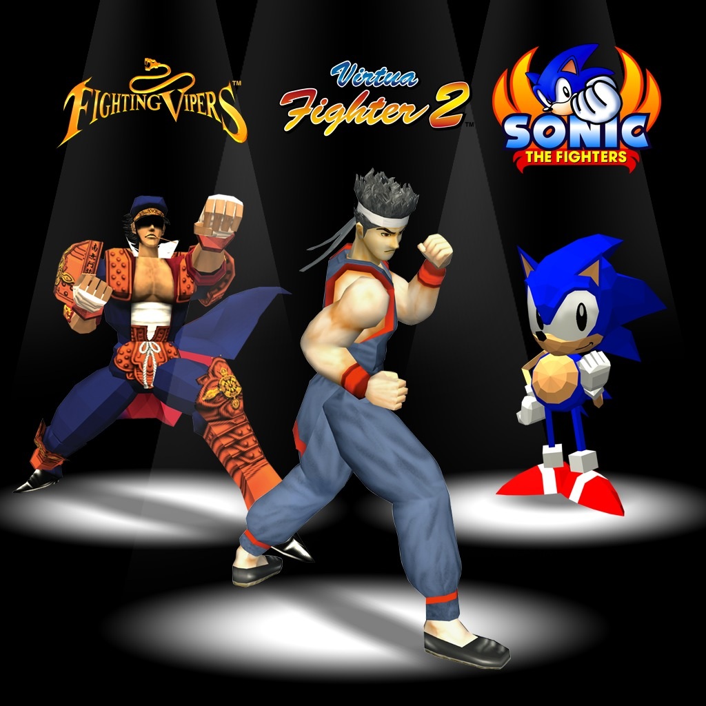 SEGA Fight Pack