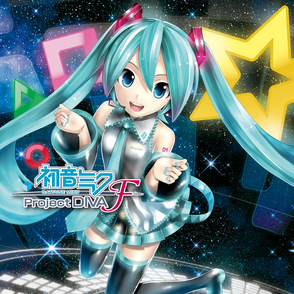 Hatsune Miku: Project DIVA F – Launch Trailer