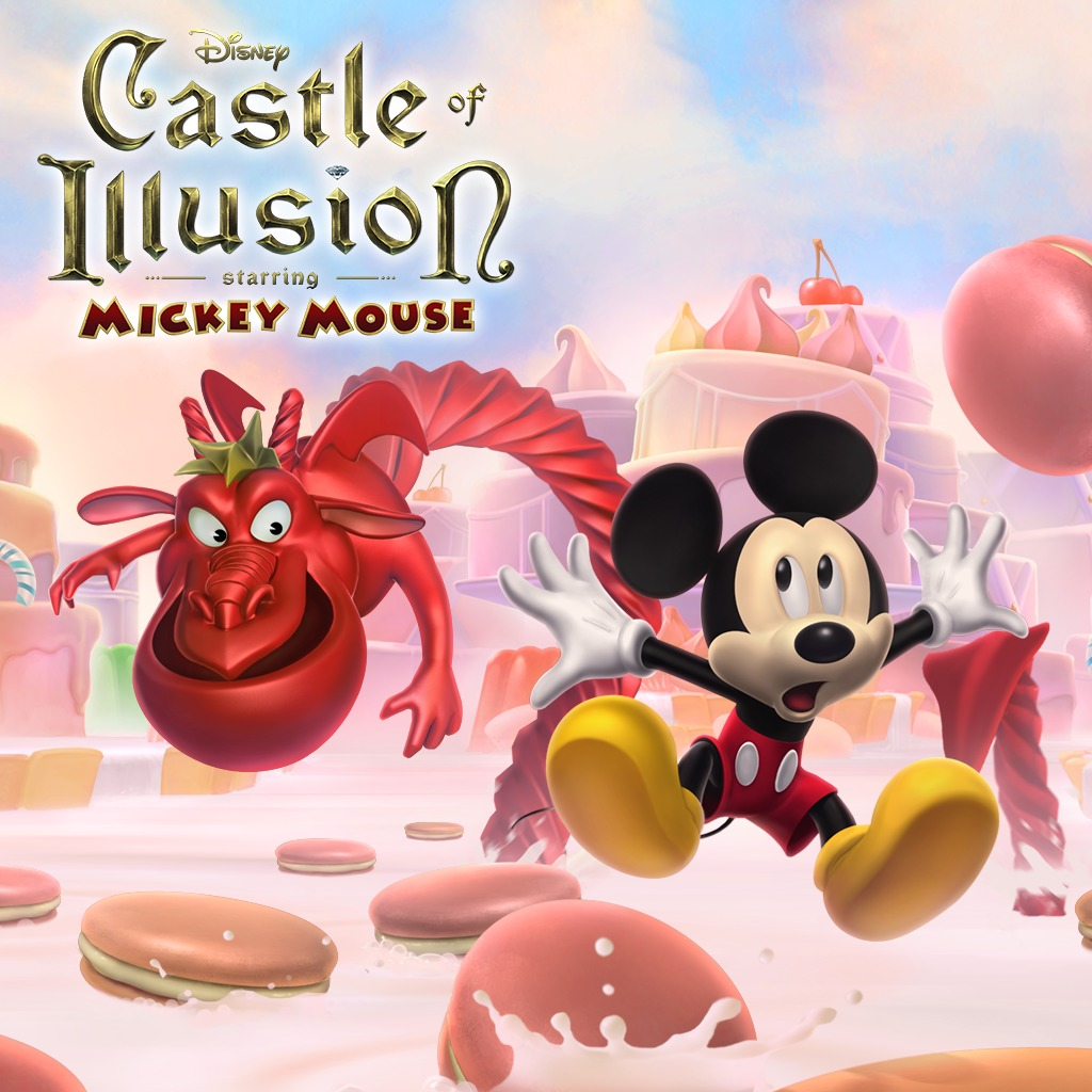 Castle of Illusion: Sega Genesis Bundle