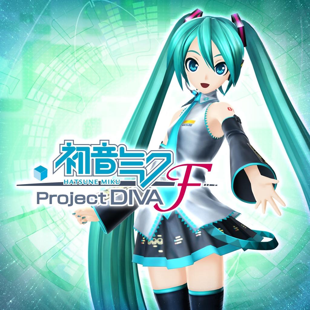 Hatsune Miku: Project DIVA F Demo