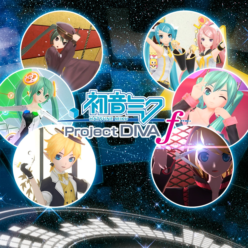 Hatsune Miku: Project DIVA f Extra Songs Pack