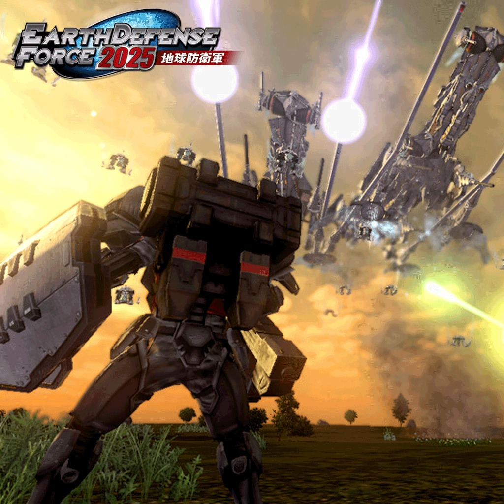 Earth Defense Force 2025 Mission Pack 1