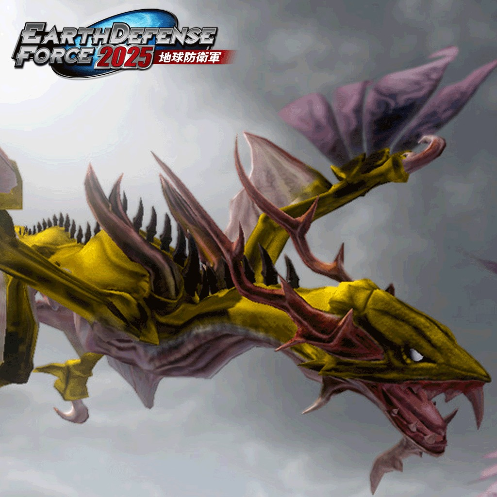 Earth Defense Force 2025 Mission Pack 2