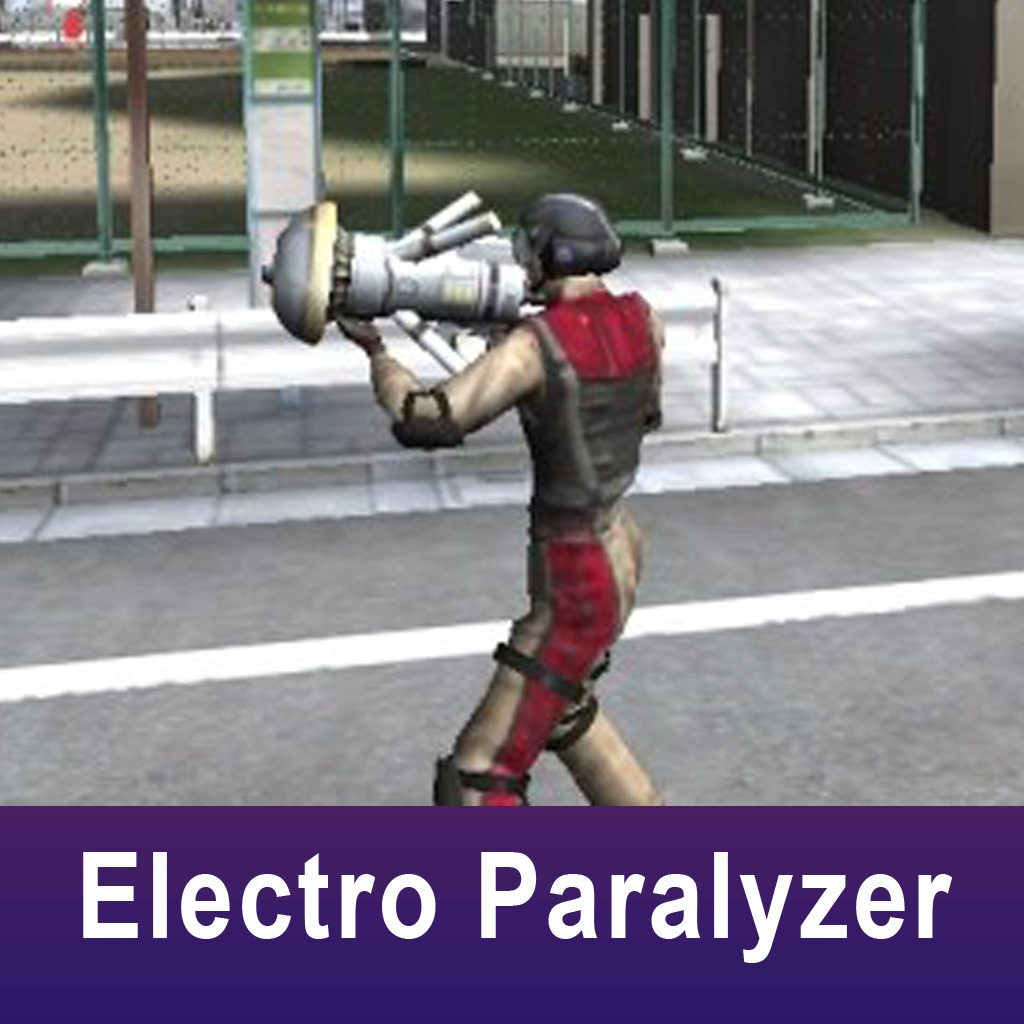 Earth Defense Force® 2017 Portable Electro Paralyzer