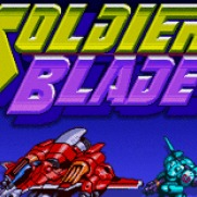SOLDIER BLADE (PS3™/PSP®)