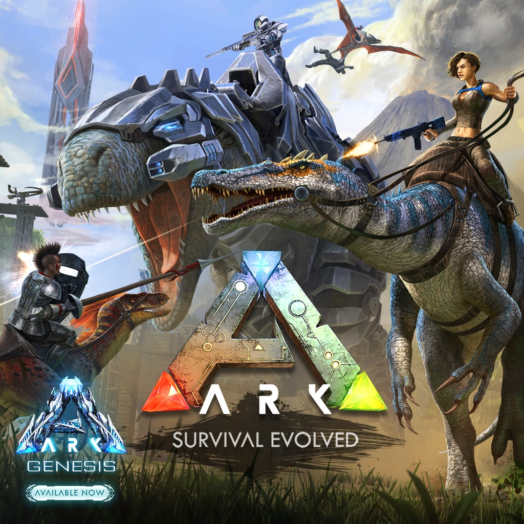 ark survival pris
