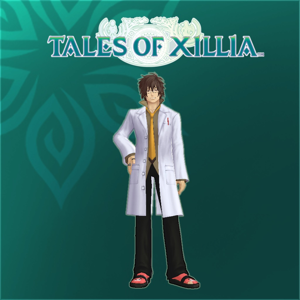 Tales of Xillia™ Alvin's School Costume