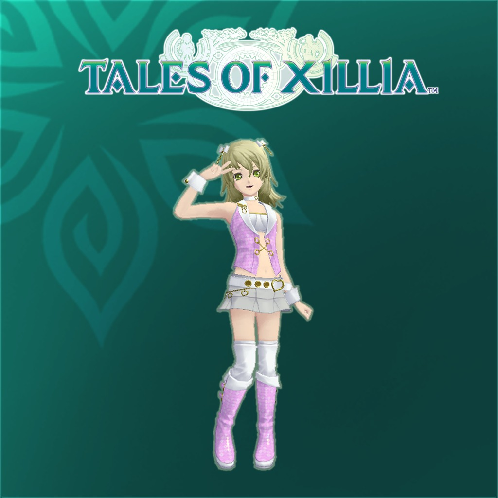 Tales of Xillia™ Elize's Idolmaster Costume