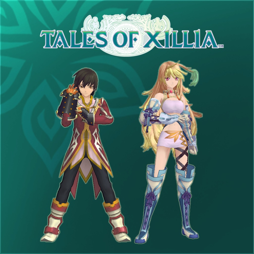 Tales of Xillia™ Color Variation Set