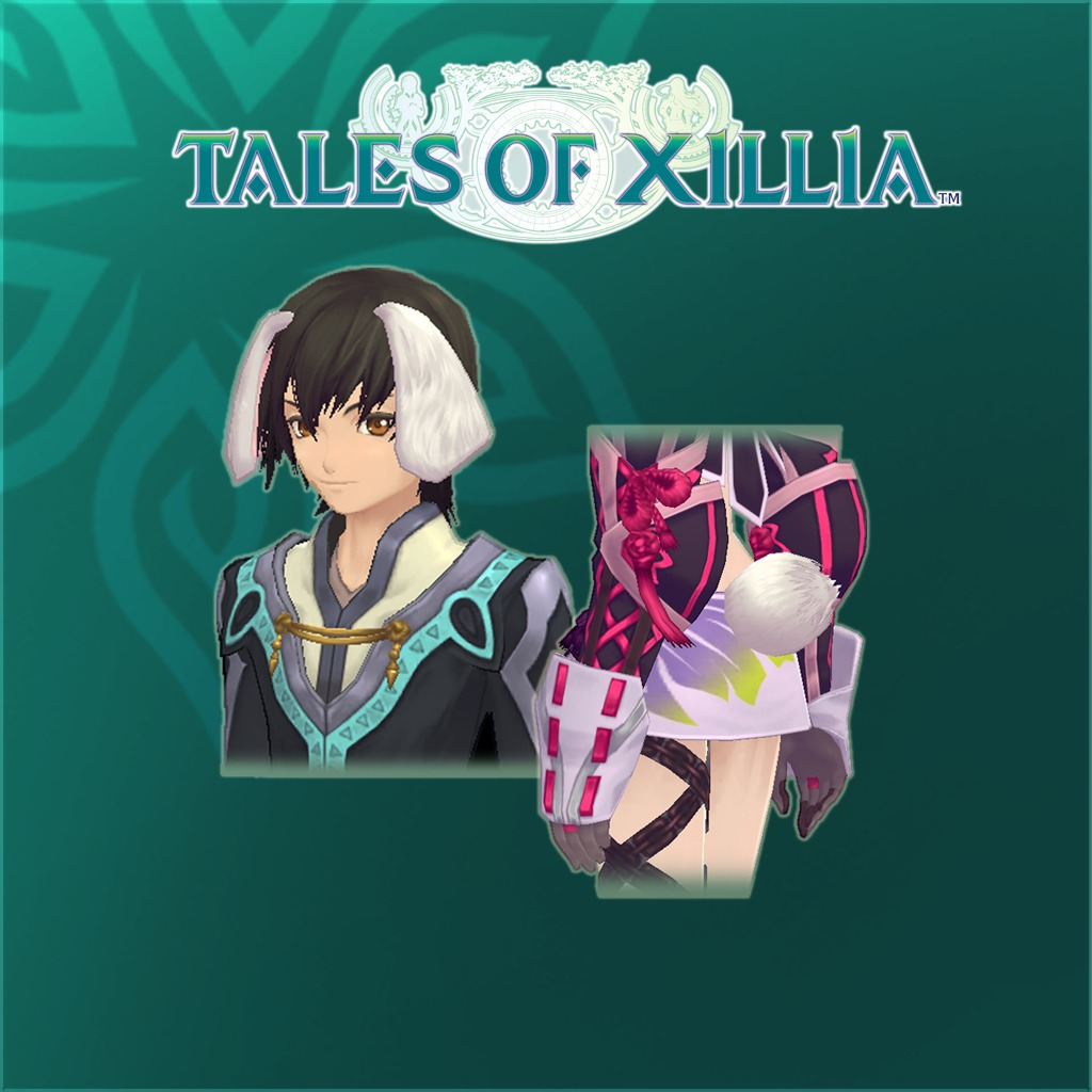 Tales of Xillia™ Attachments: Animal Set