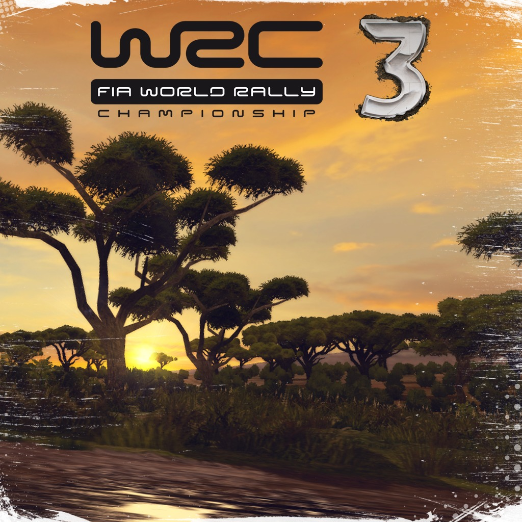 WRC 3 FIA World Rally Championship East African Safari Rally