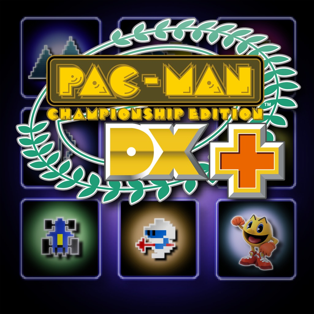 PAC-MAN® Championship Edition DX+ All You Can Eat Edition