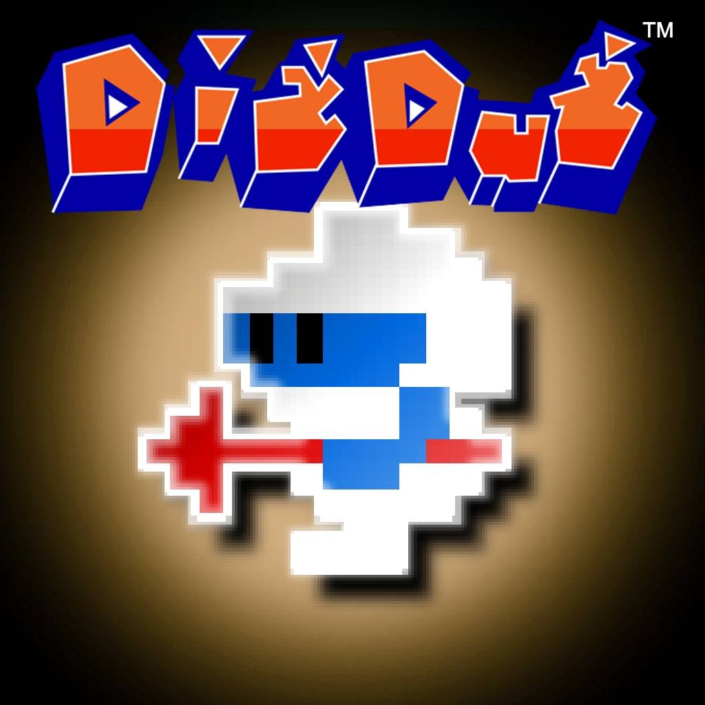 PAC-MAN® Championship Edition DX+ DIG DUG SKIN