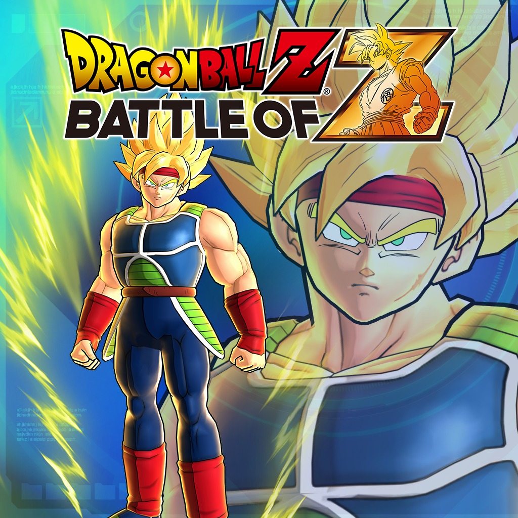 Dragon Ball Z: Battle of Z  Super Saiyan Bardock
