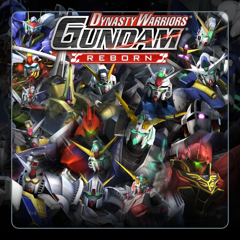 Dynasty Warriors Gundam Reborn Complete Bundle