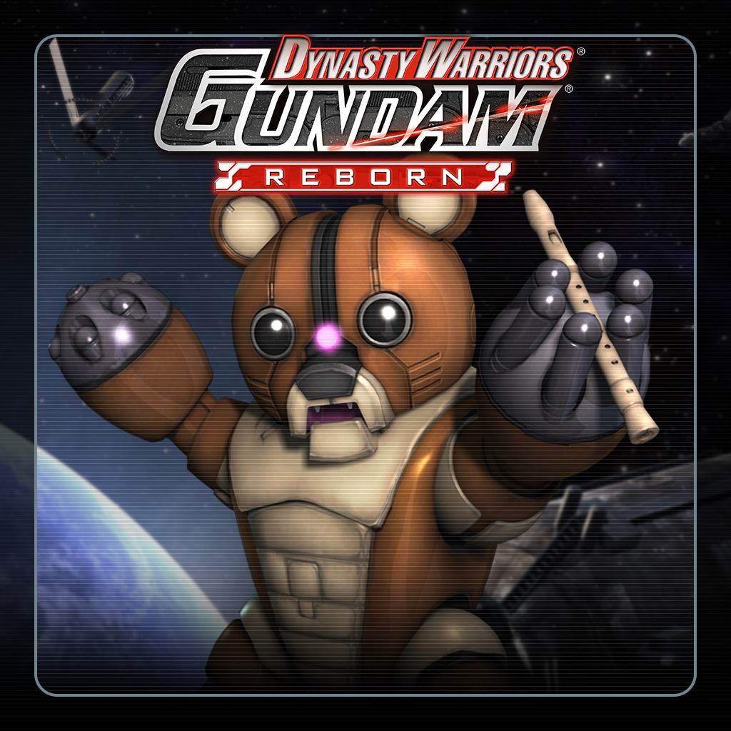 DYNASTY WARRIORS: Gundam Reborn Beargguy