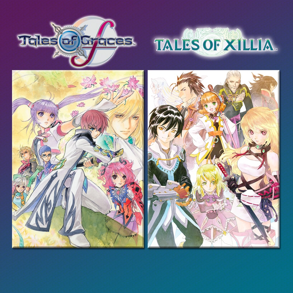Tales of Graces™ f + Tales of Xillia™ - Combo Pack