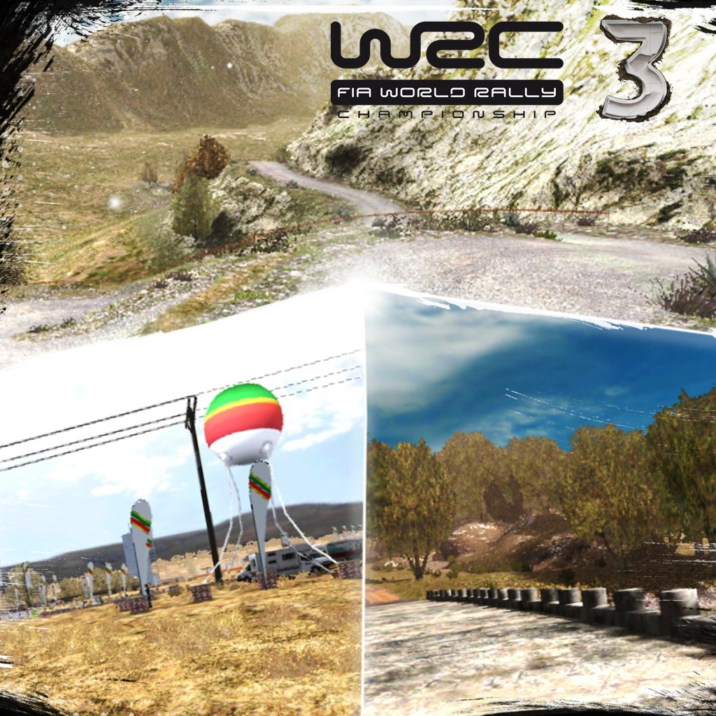 WRC 3 FIA World Rally Championship Portugal, Argentina, Mexico