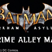 Batman™: Arkham Asylum Crime Alley Challenge Map