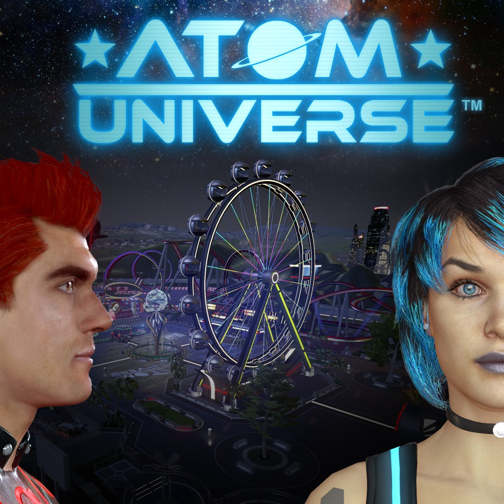 Atom Universe - Early Access