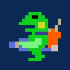 Keroblaster Frog Avatar On Ps4 Official Playstation Store Us