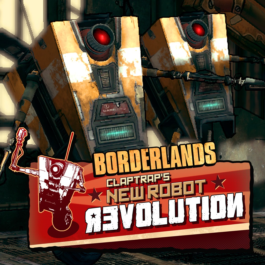Borderlands New Revolution