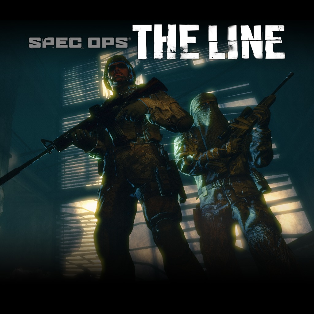 Spec Ops: The Line - Co-Op Challenge Mode