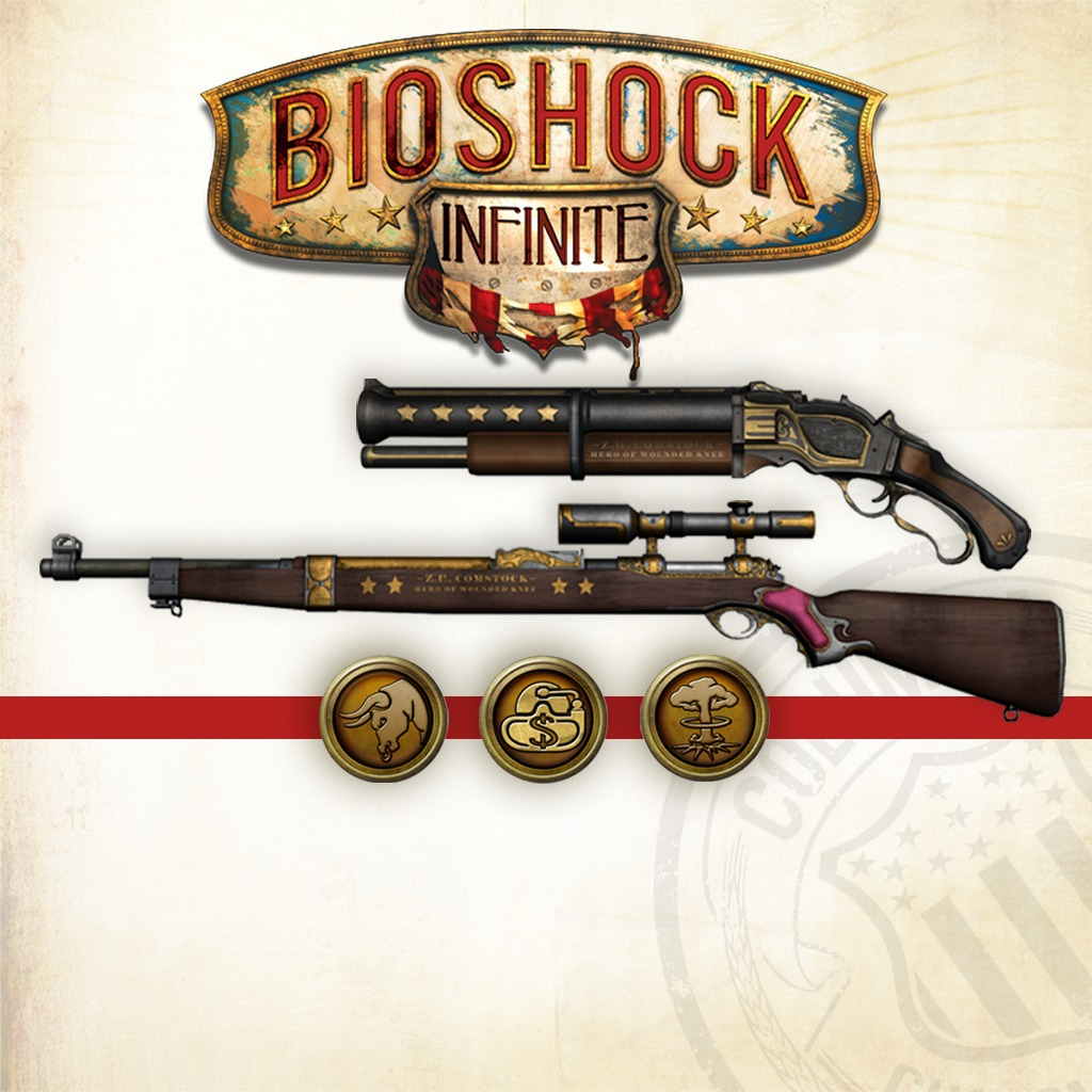 BioShock® Infinite - Columbia's Finest Pack