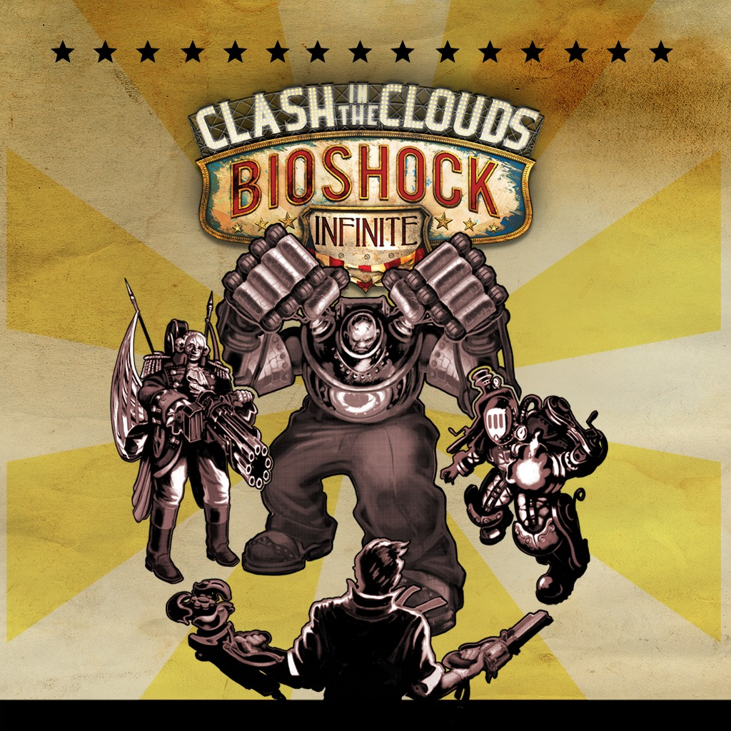 BioShock® Infinite Clash in the Clouds