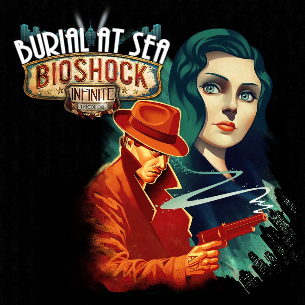 BioShock Infinite - Burial at Sea - Episode 1