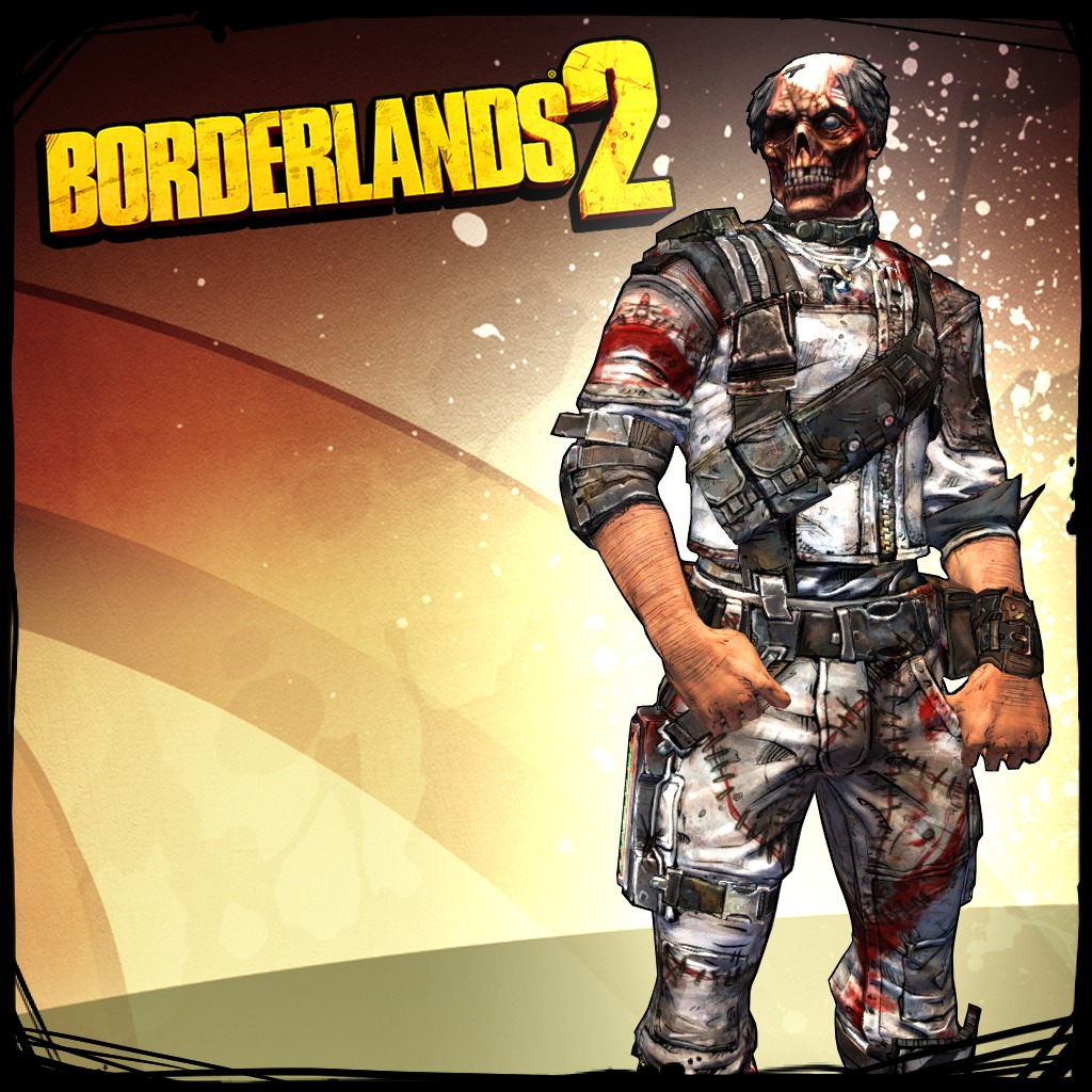 Borderlands 2 Commando Madness Pack